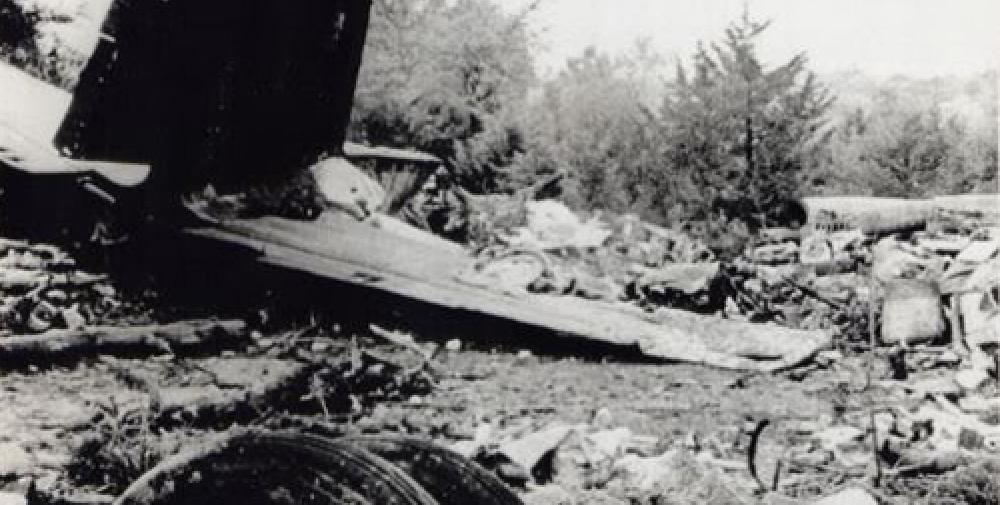 crash of a lockheed l188c electra in ardmore 83 killed